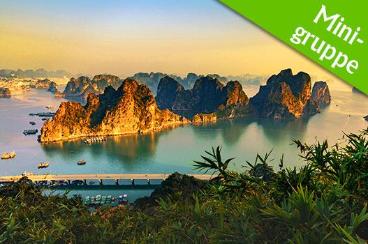 Südostasien intensiv erleben mit Badeurlaub