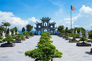 Linh Ung in Danang