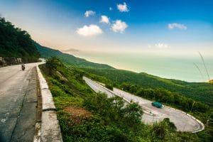 Anreise mit dem Auto oder Bus nach Hue