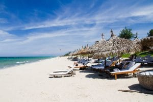 Der Cua Dai Strand von Hoi An