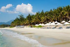 Der Doc Let Strand in Nha Trang