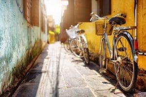 Erkunden Sie Hoi an mit dem Fahrrad