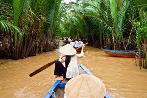 Ausflug ins Mekong Delta von Ho Chi Minh City