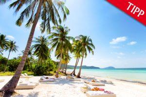 Rundreise mit Hotelurlaub auf Phu Quoc