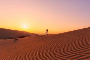 Die Sanddünen von Mui Ne