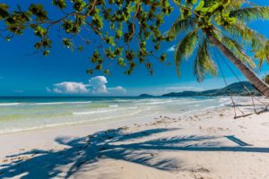 Der Sao Beach in Phu Quoc