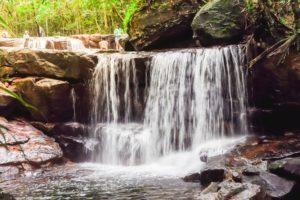 Suoi Tranh Wasserfall in Quoc