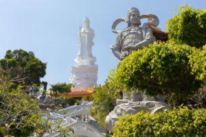 Truc Lam Ho Quoc C Zen Monastery in Phu Quoc